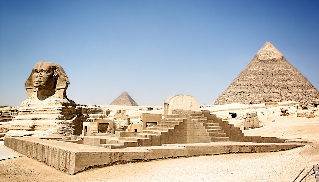 12 Shocking Secrets of Egyptian Pyramids