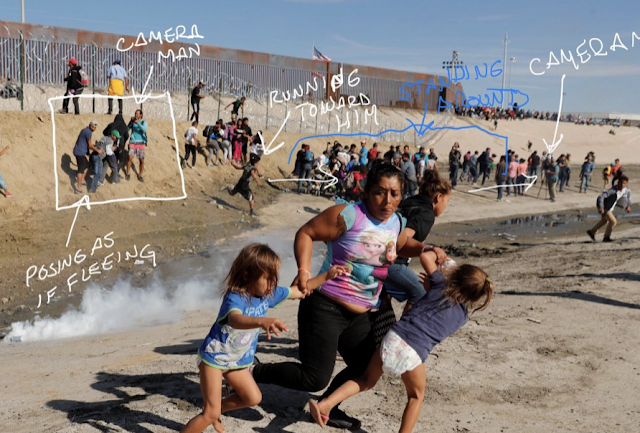 Hoaxed: The 'Illegal Alien Mom with Barefoot Kids' Photo was a Setup – Another Staged #FakeNews Production