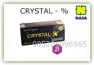 Jual Crystal X Asli Original Di Pemalang Bisa Online