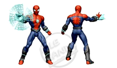 Idle Hands: Ultimate Spider-Man Toys Taking Shape