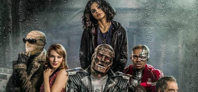 DC Universe divulga novas imagens da segunda temporada de 'Doom Patrol'