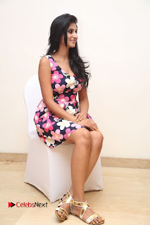 Model Shamili Latest Pictures in Floral Short Dress  0198