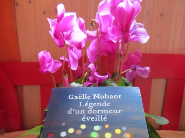 Légende d'un dormeur éveillé de Gaëlle Nohant