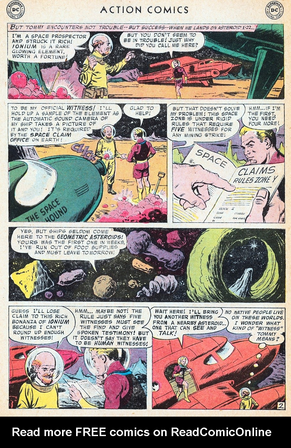 Read online Action Comics (1938) comic -  Issue #241 - 28