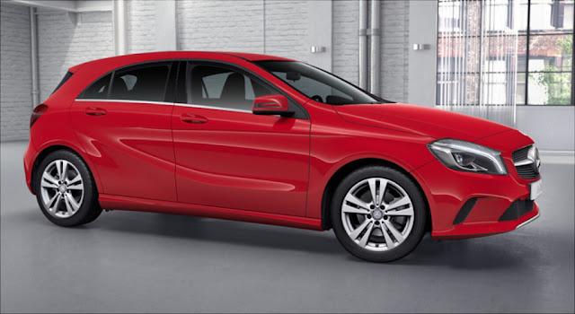 Mercedes A200 2019 có thiết kế đột phá dành cho giới trẻ