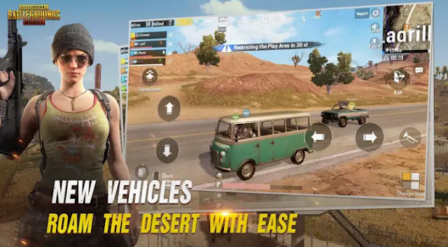 Beta Pubg Mobile Game (1.5GB) Apk+OBB Download For Android