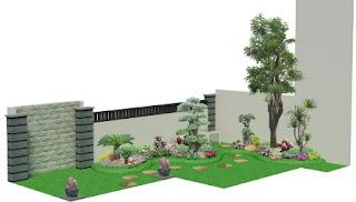 Desain Taman Surabaya - tukngtamansurabaya 32