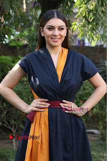 Actress Hansika Motwani Latest Pos at Bogan Movie Press Meet  0056.jpg