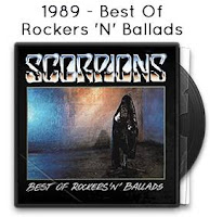 1989 - Best Of Rockers 'N' Ballads