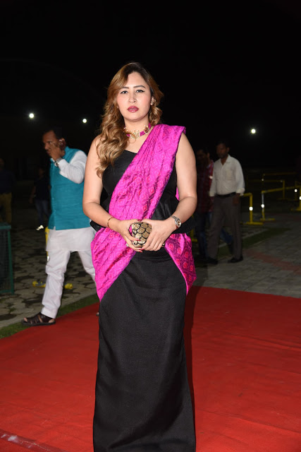 Gutta Jwala at Woven 2017 Fashion Show Event Gallery