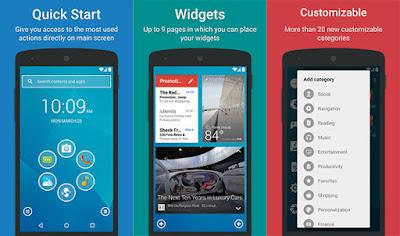 Smart Launcher Pro 3 Apk Full Premium