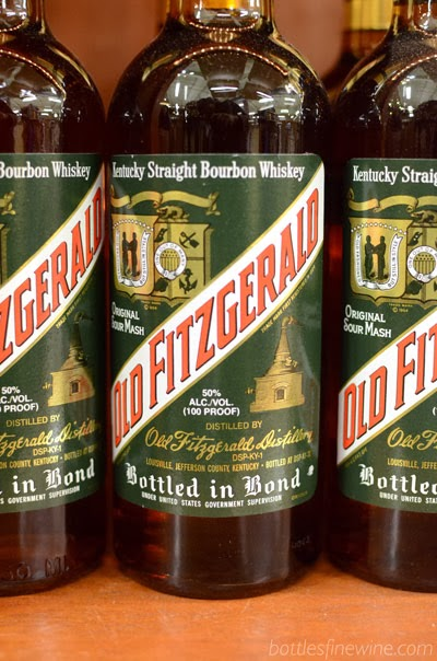 Old Fitzgerald Bottled in Bond Bourbon Whiskey