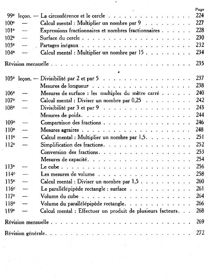 Manuels anciens macaire paul arithm tique ce2 cm1 for Cie publication 85 table 2