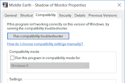Solved : Shadow of Mordor Not Saving on Windows 10 PC
