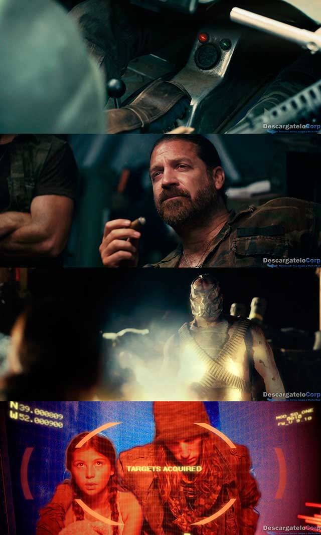 Cyborg X (2016) HD 720p Latino