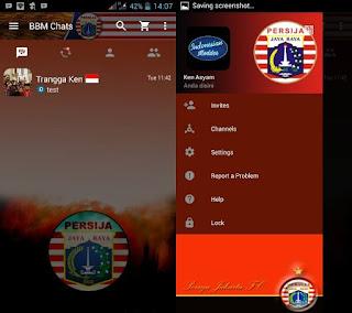 BBM Mod PERSIJA Jakarta