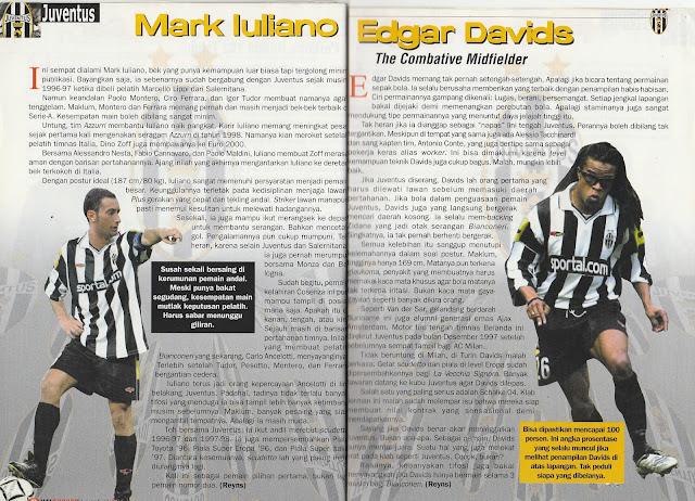 MARK IULIANO & EDGAR DAVIDS THE COMBATIVE MIDFIELDER