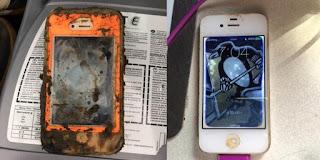 Tenggelam Setahun, iPhone 4 Masih Menyala
