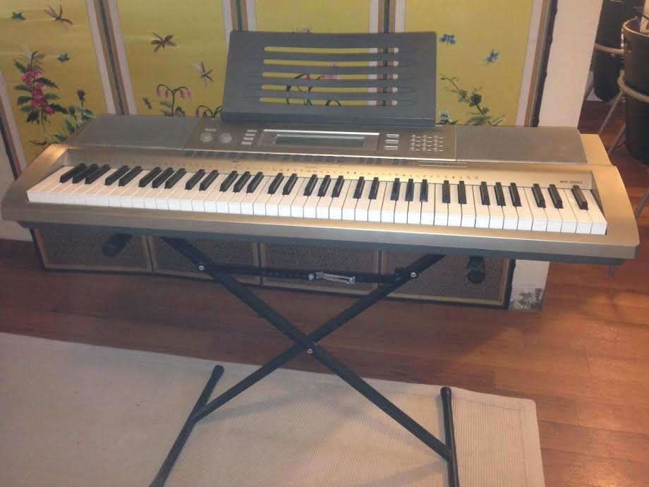 roosevelt island listings casio wk 200 electronic keyboard nearly new