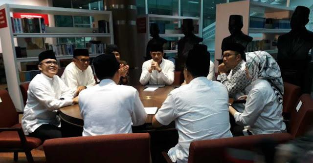 AHY dan 8 Kepala Daerah Bertemu di Bogor, Demokrat: Mereka <i>The Next Leaders</i>