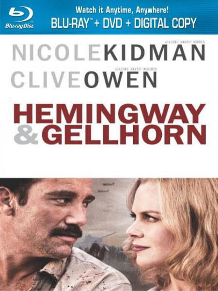 Hemingway And Gellhorn (2012) Dual Audio (Hin-Eng) blu-Ray
