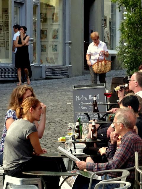 Hirschenplatz Zurich