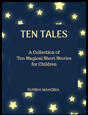 Ten Tales by Surabhi Mahobia - Vibhu & Me