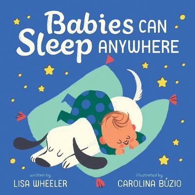 8 Babies Who Can Sleep Anywhere