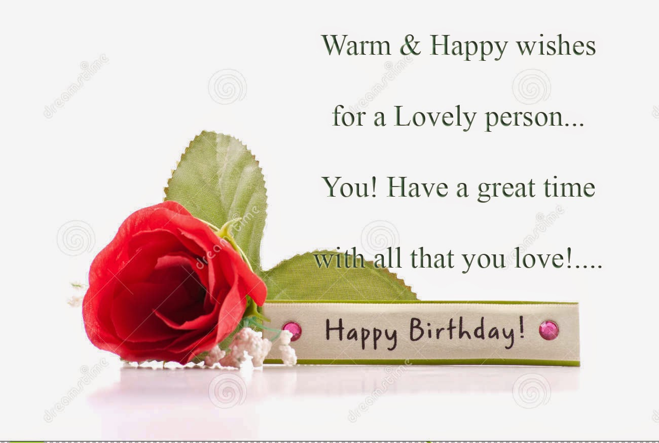 Happy Birthday Wishes Quotes, Messages, Sms