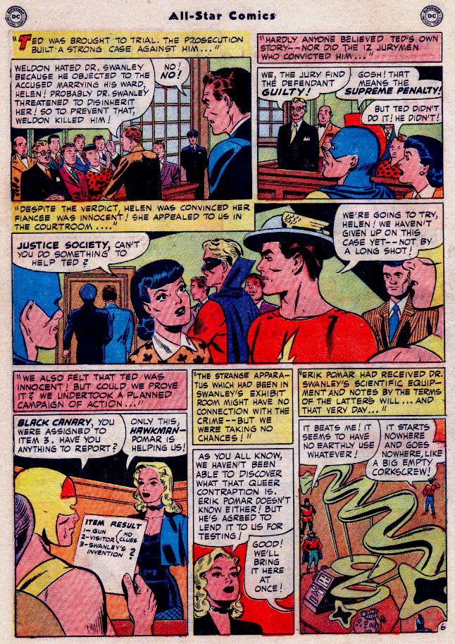 Read online All-Star Comics comic -  Issue #53 - 8