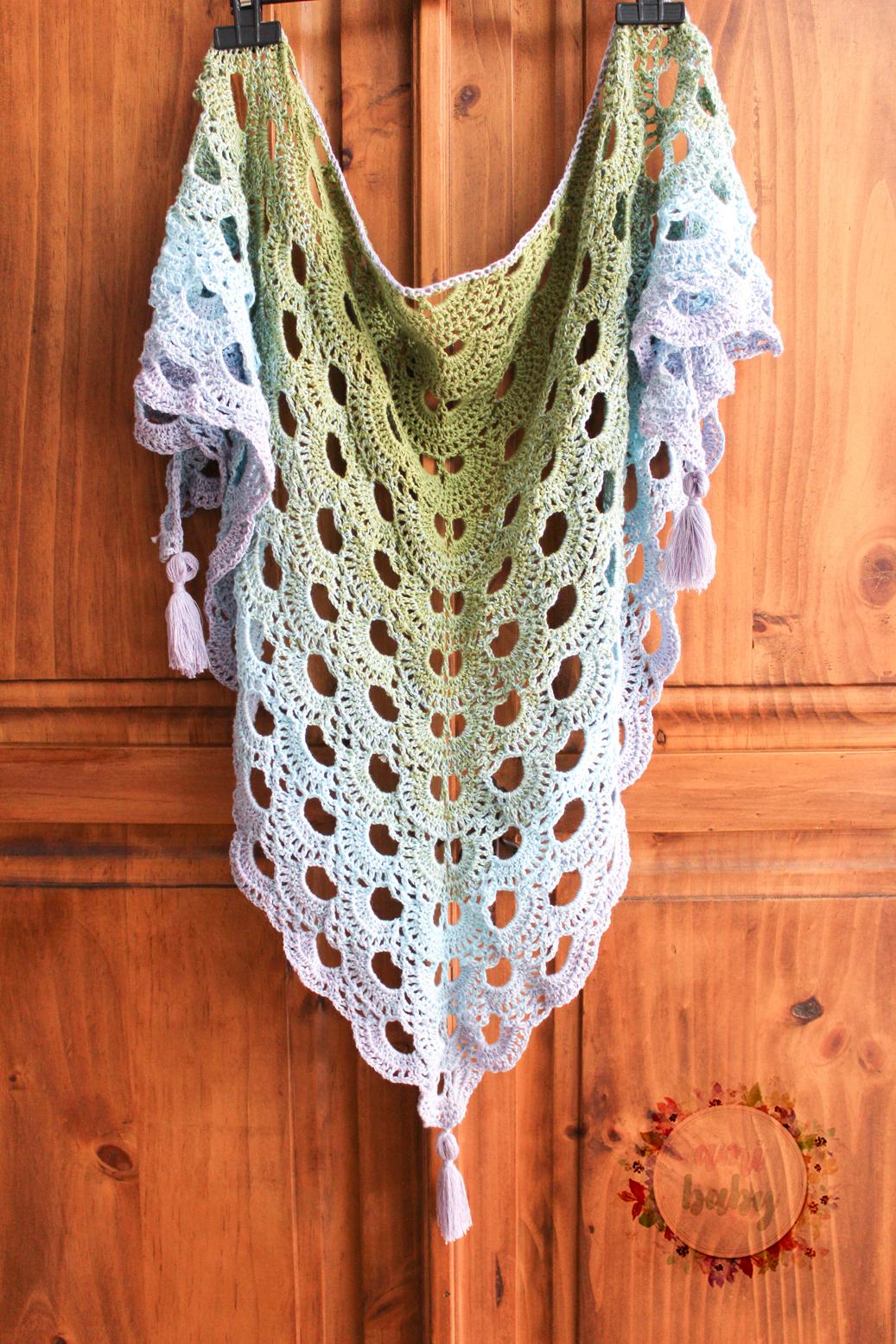 Chal a crochet paso a paso. - amibaby