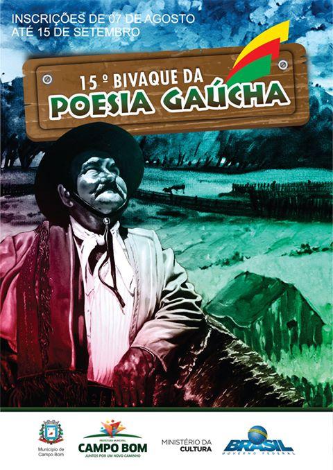 15º Bivaque da Poesia Gaúcha