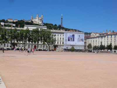 plaza bellecour lyon