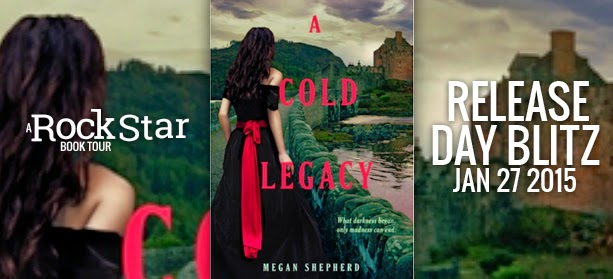 A COLD LEGACY Release Day Blast with Giveaway!!