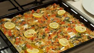 Crab Salad with Greens (Yengecli Yesil Salata)