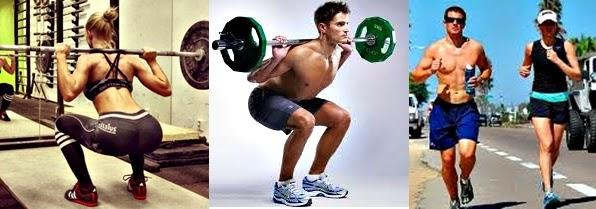 Las personas obesas pueden hacer ejercicio con pesas?