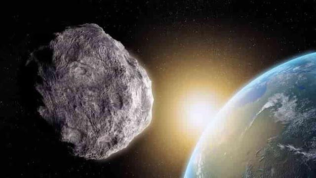 El Asteroide Apofis  amenaza con colisionar con la Tierra en 2036