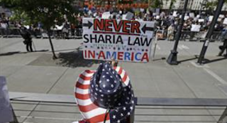 ACT for America Stages Marches Against 'Sharia Law' Nationwide, Arrests Made