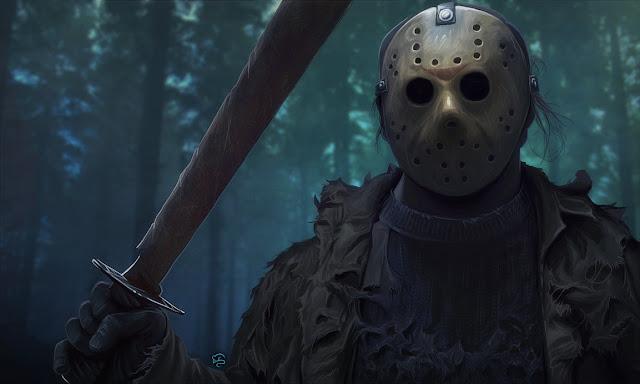 Jason filme de terror assustador