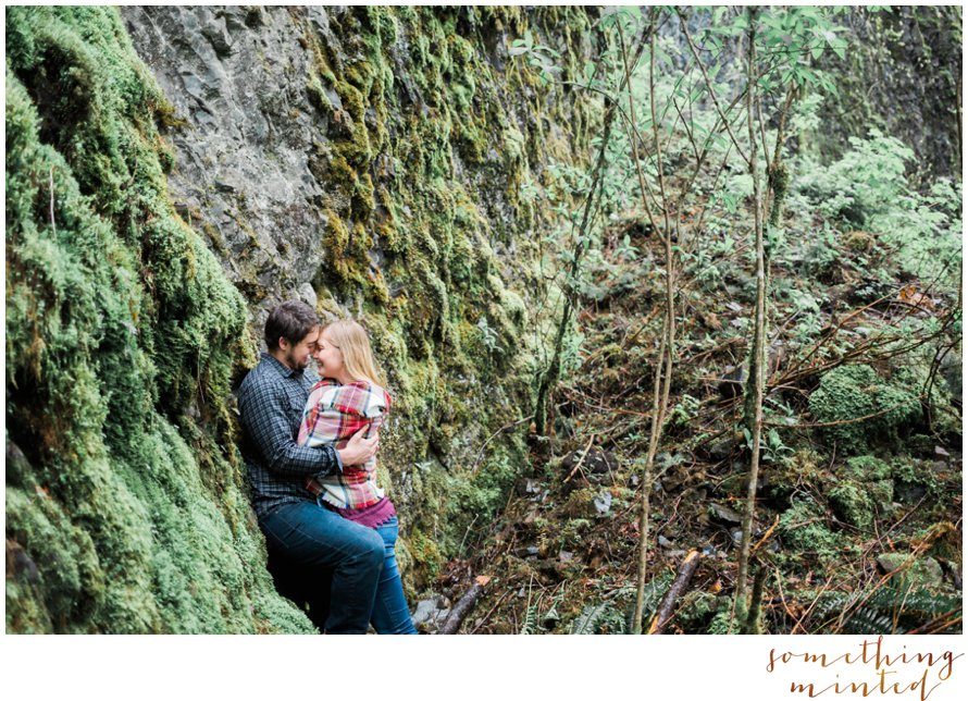 Columbia River Gorge Engagement Session