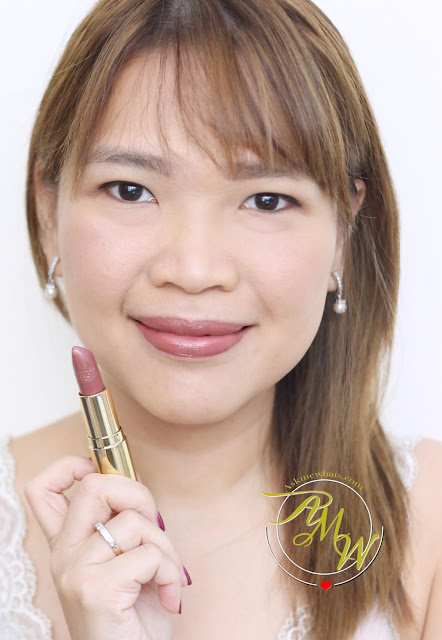 a photo of nikki tiu wearing H&M Beauty Cream Lip Colour and Raspberry Lip Balm