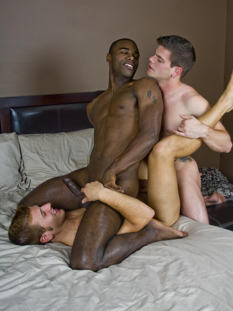 gay porn party interracial