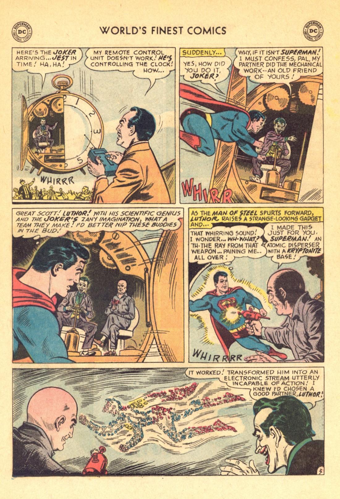 Read online World's Finest Comics comic -  Issue #129 - 5