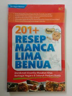 201+ Resep Manca Lima Benua