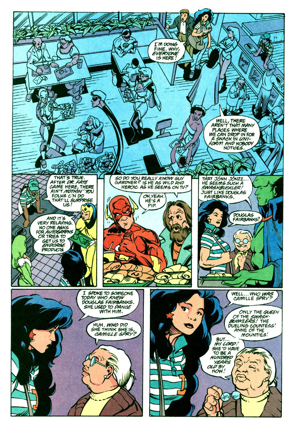 Read online Wonder Woman (1987) comic -  Issue #77 - 15