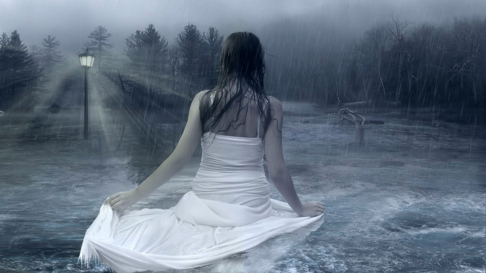 WALLPAPERS: sad alone girls wallpapers | sad alone girls ...