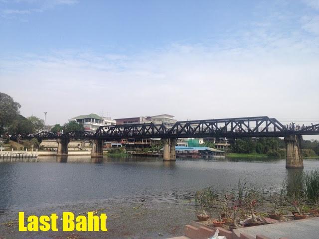 the Bridge on the River Kwai, Kanchanaburi, Thailand