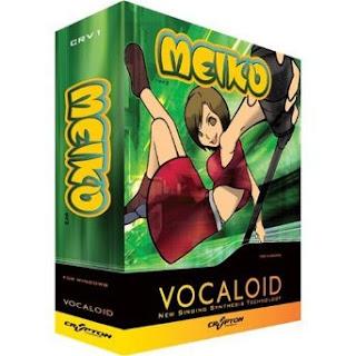 Logiciel Vocaloid, édition Meiko