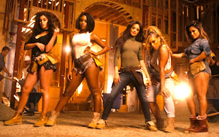 Fifth Harmony Is Definitely Not Working From Home!