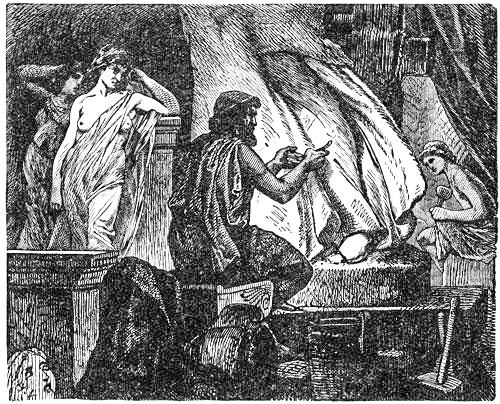 Ἕλλην Οὐρανόπαις  Τα χαμένα αριστουργήματα του Φειδία 790213041b5